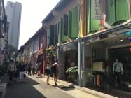 One of Haji Lane corner, kewl